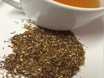 The Beauty of Green Rooibos Tea