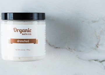 Drenched named Best Body Butter of 2014!