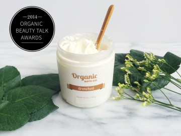 How to Use Drenched Organic Body Butter All Year Round