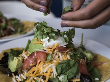 OBC Eats: Black Bean Tacos
