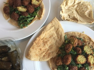 OBC Eats: Greek Inspired Cuisine