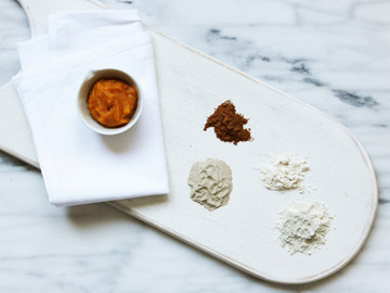 DIY Beauty: Pumpkin Spice Face Mask