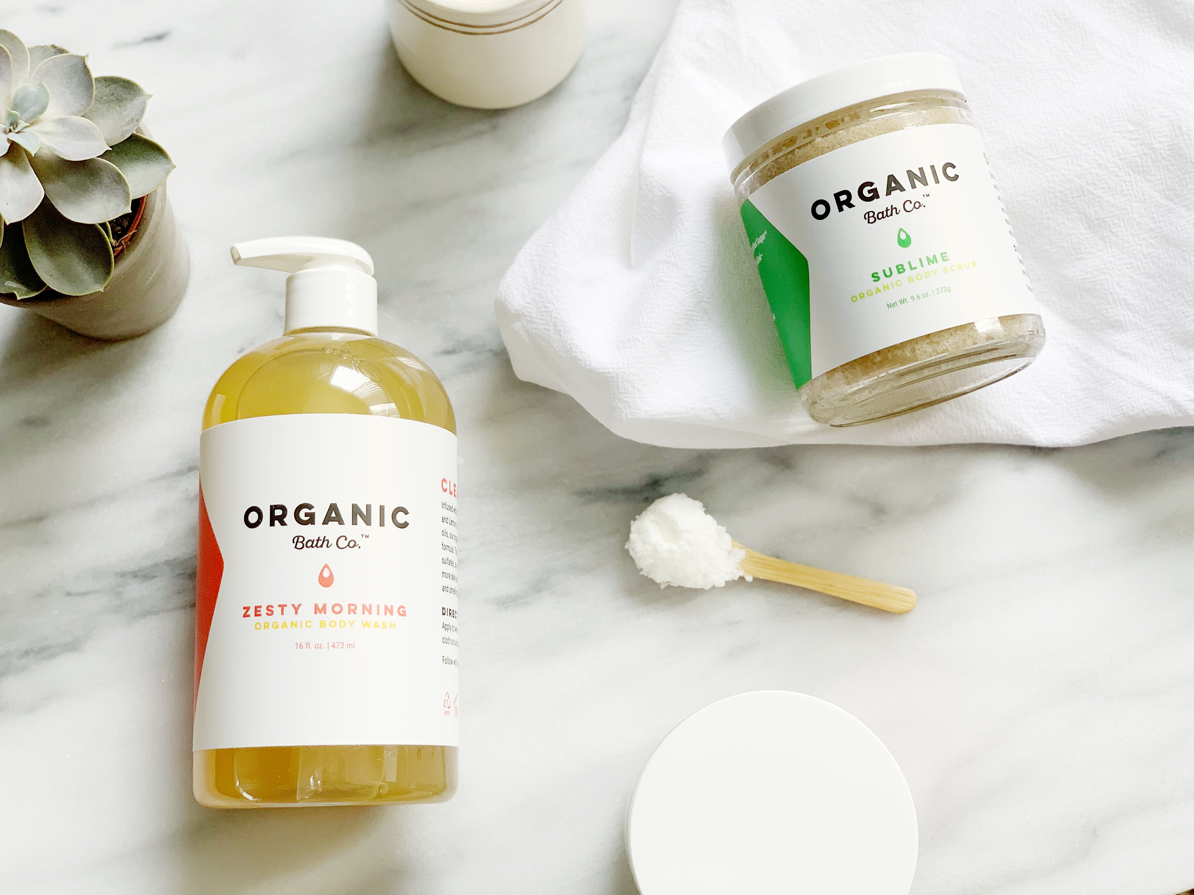 Obc S Commitment To Clean Not Complicated Ingredients Organic Bath
